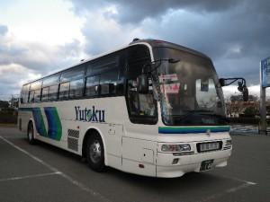 祐徳自動車貸切バス大型エアロ55人乗