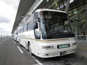 ささぐり観光バス大型エアロ