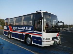 中央観光バス山口県下関市