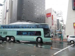 2階バス(ダブルデッカー)エアロキング