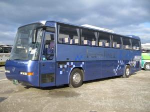 トランスライナー49人乗トイレ付バス