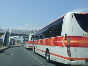 帝産観光バス