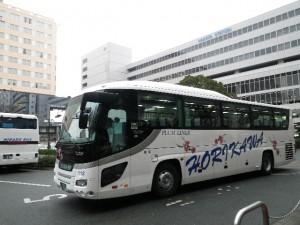 堀川観光バス大型セレガ