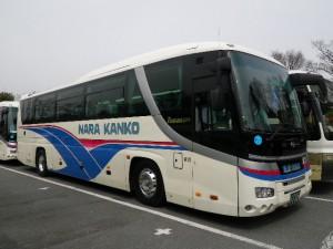 奈良観光バス