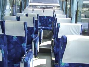 小型バス日野リエッセ