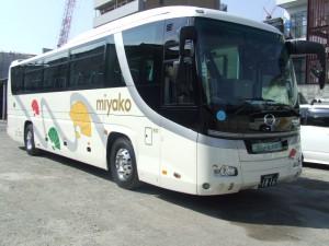 京都|都タクシー観光バス大型セレガ