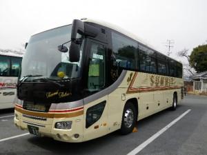 滋賀中央観光バス