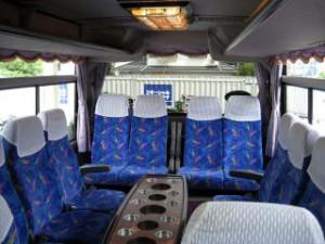 小型サロンバス|東京|南街観光バス