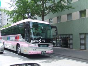 昭和バス日野セレガ