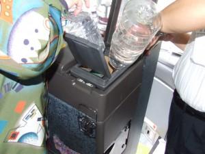 バスの湯沸器