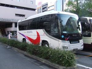 島根スサノオ観光バス