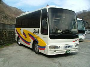 沢井観光自動車小型バス