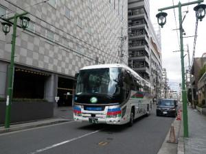 近江鉄道観光バス